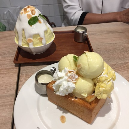 After You Dessert Cafe & After You Durian Siam Paragon