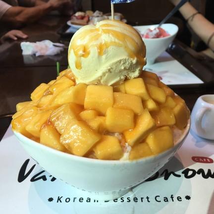 Vanilla Snow Cafe  อโศก
