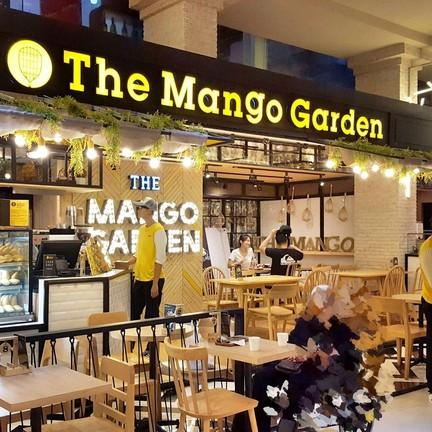 The Mango Garden สยามพารากอน