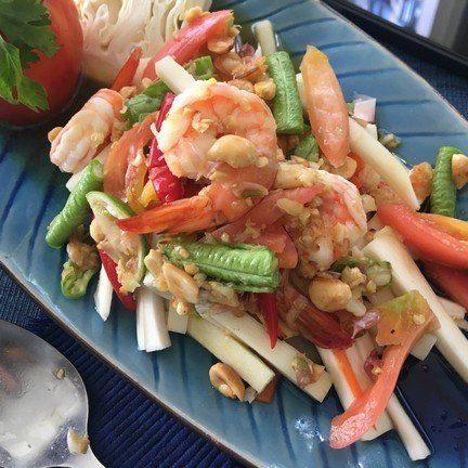 คราม | KRAM Cafe & Thai Kitchen
