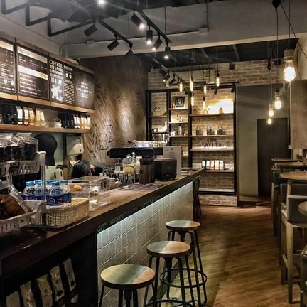 Lavita Coffee สวนหลวงสแควร์