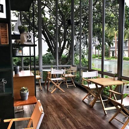 The Glass Room Veranda Huahin Resort