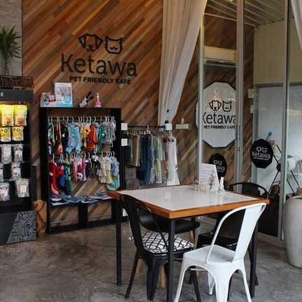 KETAWA DOG FRIENDLY KAFE