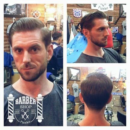 Barbershop Punko เสรีไทย39บึงกุ่ม