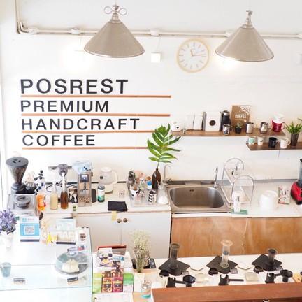 Posrest Premium Handcraft Coffee
