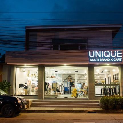 Unique Multibrand x Cafe'