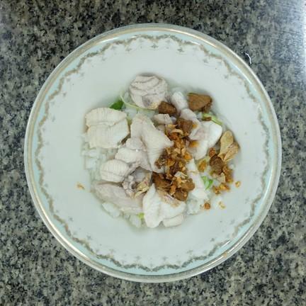 ข้าวต้มปลา (กิมโป้) เจริญกรุง - ถนนตก - หัวลำโพง