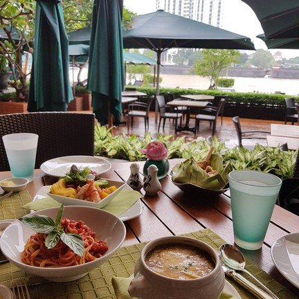 The Verandah Mandarin Oriental, Bangkok