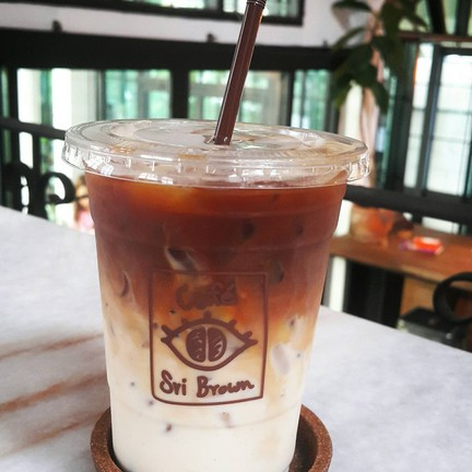 Sri Brown Cafe' คอมเพล็กซ์