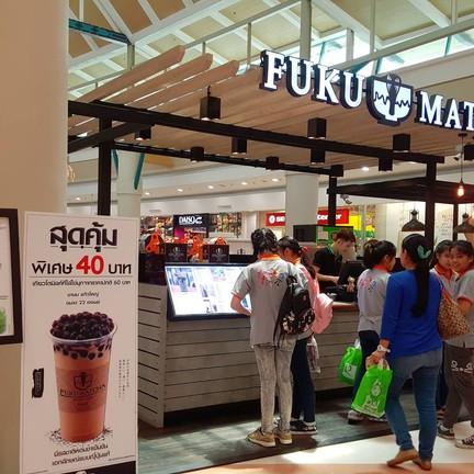 Fuku Matcha Central Airport