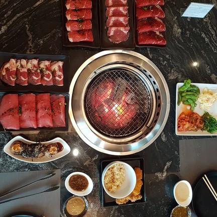 ☆☆☆☆490++ เนื้อใช้ได้เลย ข้อดีคือสลัดบาร์ผักสดหลายชนิดทานคู่กับเนื้อแบบเฮลตี้ได้