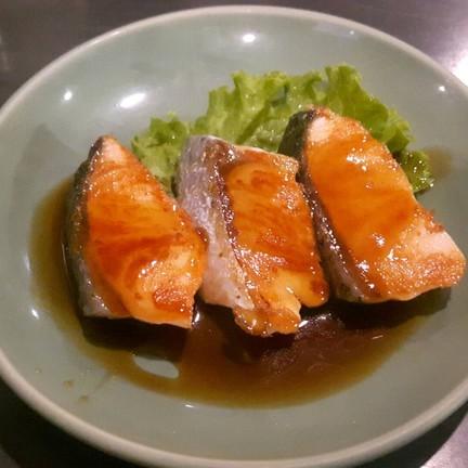 เนื้อปลา แน่นมาก สุกจัด