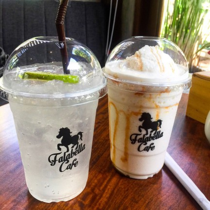 Kk Falabella Horse Cafe