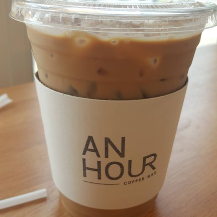 AN HOUR COFFEE BAR