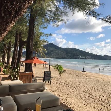 Cafe del mar Phuket Phuket