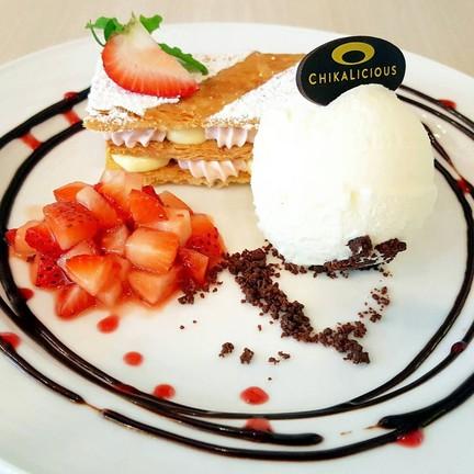 Chikalicious Dessert Bar เซ็นทรัล แอมบาสซี่