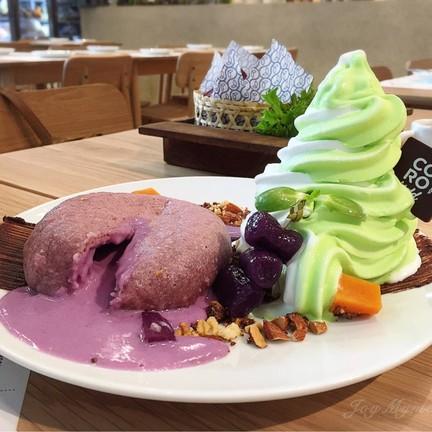 CORO Field Cafe เอสพลานาด รัชดา