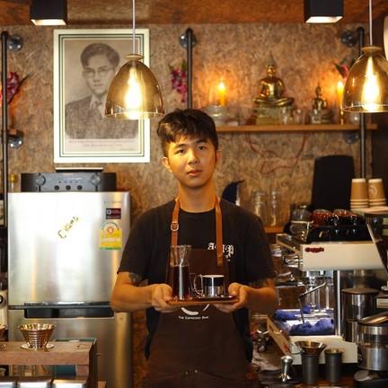 หอม หอม The Espresso Bar