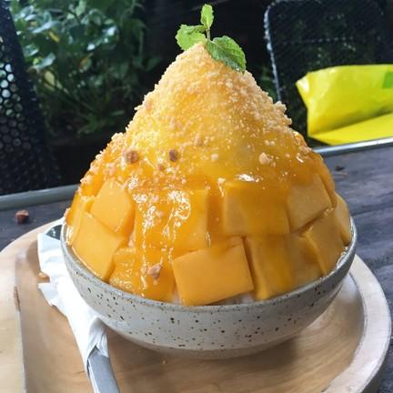 Mango Lover Bingsu