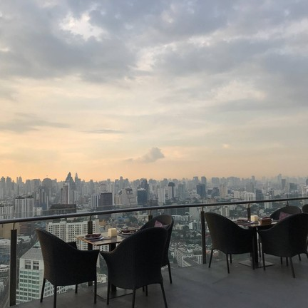 Cielo Sky Bar & Restaurant