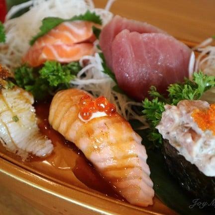 อีกมุมเป็น Sushi