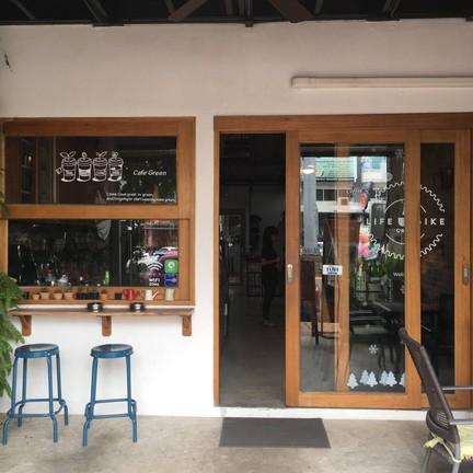 Life A Bike Cafe