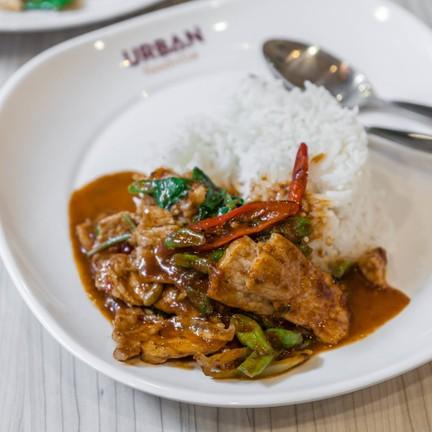 ครัวไทยอาหารตามสั่ง The Jas ลาดพร้าววังหิน