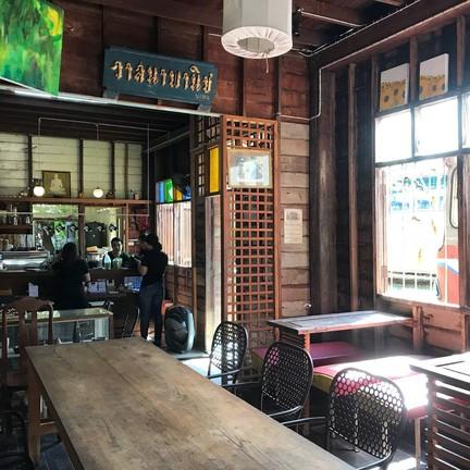Chang Nan Coffee & Gallery เวียงสา