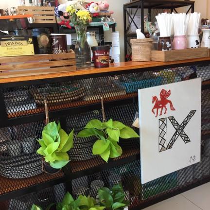 ร้าน IX Cafe'