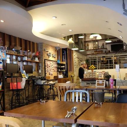 U dee Kin dee Cafe by Suwannakit