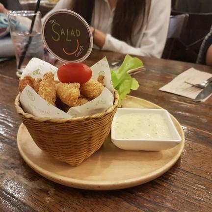 The Salad Concept ถนนนิมมานเหมินท์