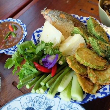 Supanniga Eating Room Tha Tien (ห้องทานข้าวสุพรรณิการ์ ท่าเตียน ) ท่าเตียน