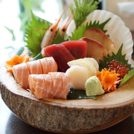 Happy Sashimi