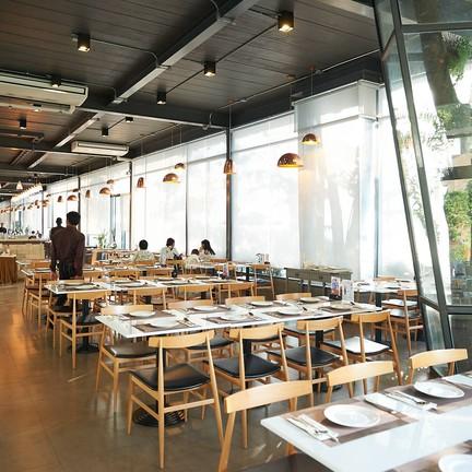 The Chocolate Factory Restaurant Pattaya