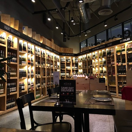 Wine Connection Bistro Central Westgate
