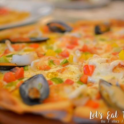 Maria Pizzeria & Restaurant ราชพฤกษ์