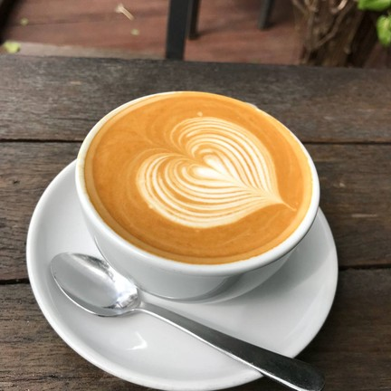 Akha Ama Coffee สันติธรรม