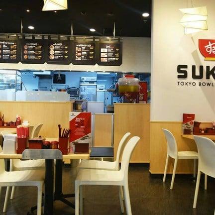 Sukiya Tokyo Bowls & Noodles เทอร์มินอล 21 โคราช