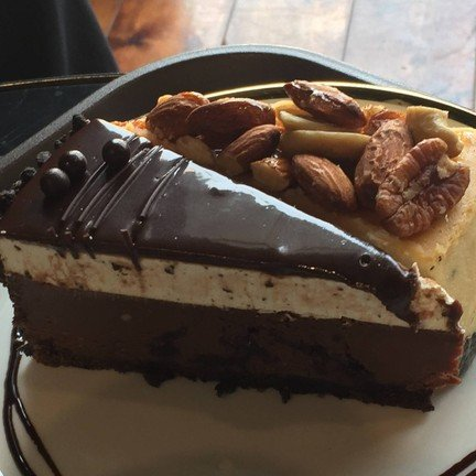 C27 Cheesecake And Coffee