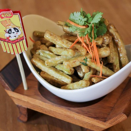Panda King Chinese Food สามย่าน