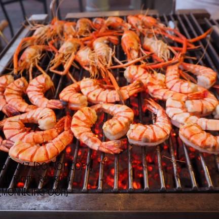 Thursday : Seafood Theme