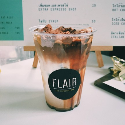FLAIR The Espresso Bar Thaniya Plaza