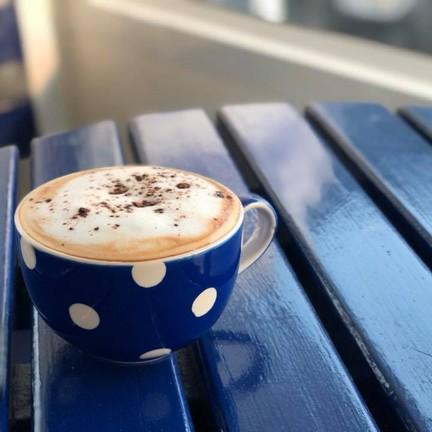 Navy Club Coffee