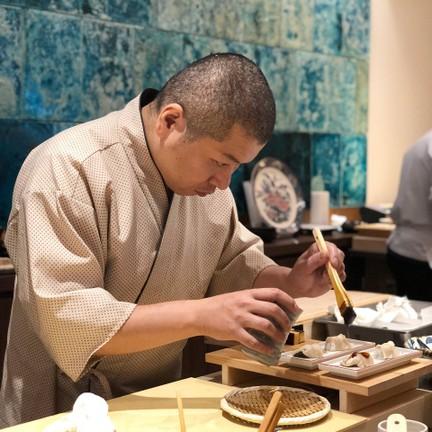Chef Yuji Sato