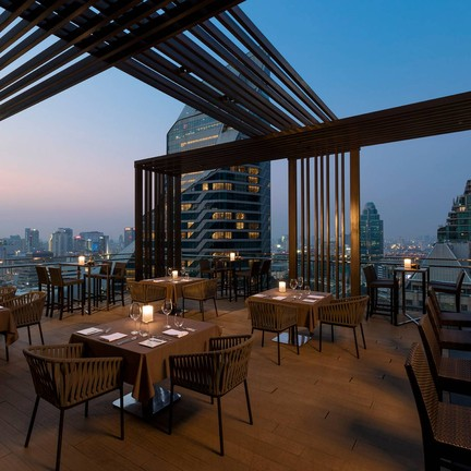 Elements The Okura Prestige Bangkok