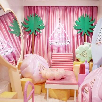 STYLENANDA Pink Pool Cafe