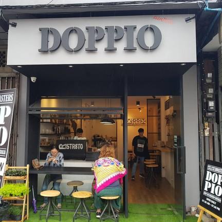 Doppio - Specialty Coffee & Cult Cafe ท่าแพ