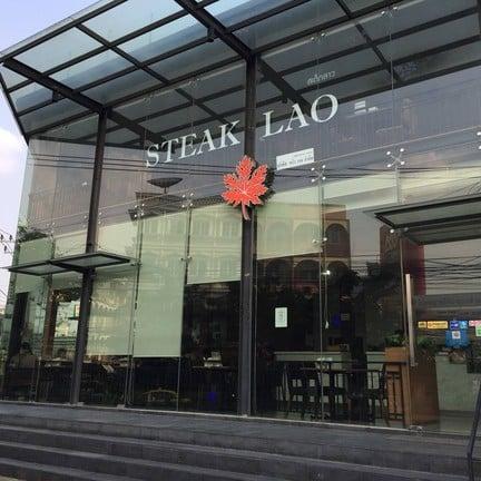 Steak Lao ถนนอุดมสุข