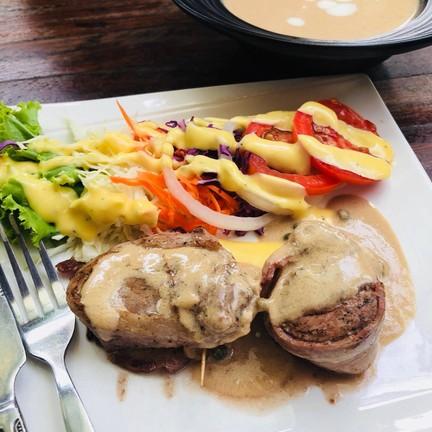 Tuanam Steak And Burger Q แยกอรุณอมรินทร์