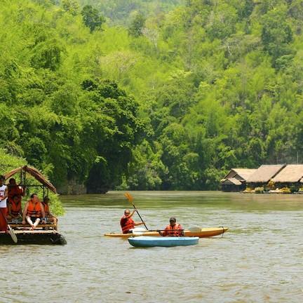 The Float House River Khwae Resort